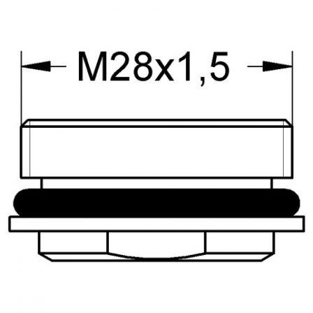 GROHE_13930000_Mousseur_pour_douchette_M_28_x_1_5_Chrome._Dimensions.jpg