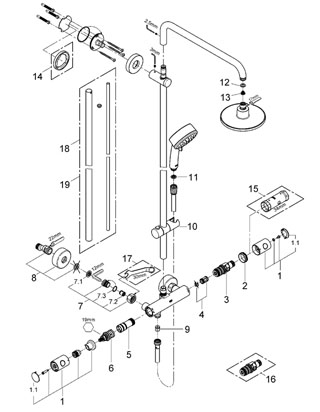 GROHE_27922000_Colonne_de_douche_NEW_TEMPESTA_COSMO_SYSTEM_Vue_Eclatee.jpg